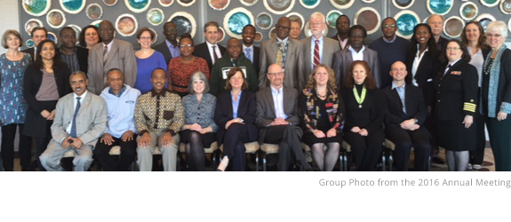 Group Photo from 2016 Annual Meeting